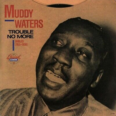 Rare Blues 33 LpMuddy Waters Trouble No More Singles (1955-1959) Johnny Winter