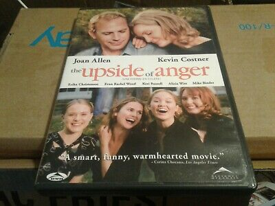 The Upside of Anger (DVD, 2005) canadian bilingual