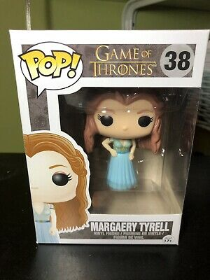 game of thrones funko pop Margaery Tyrell Vaulted