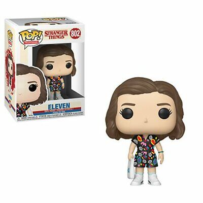 Eleven Mall Outfit POP Vinyl Figure #802 Funko Stranger Things Season 3 New!