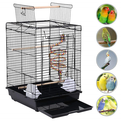 Steady Pet Ting Daffodil Bird Cage For Finch Canary Budgie Pet Supplies Other Bird Supplies Small Bird Cage White