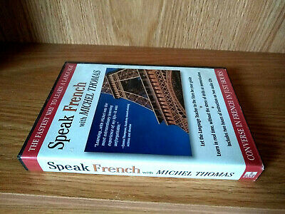 Speak French with Michel Thomas, CD Set-- FREE SHIPPING