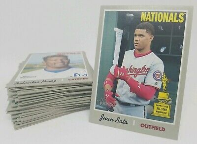 2019 Topps Heritage #400-500 Short Prints SP Pick Your Card & Complete Your Set