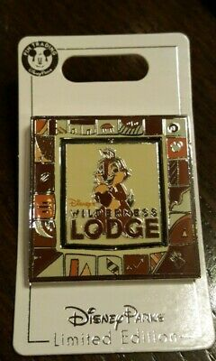2019 Disney Parks Wilderness Lodge 25th Anniversary Pin LE 1500 IN STOCK