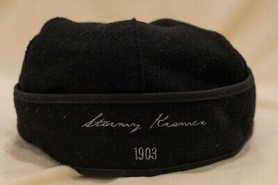 b84c5d9438098d Stormy Kromer Wool Ariens Size M/L Michigan USA Warm Hunting Hat Cap Fast  Ship