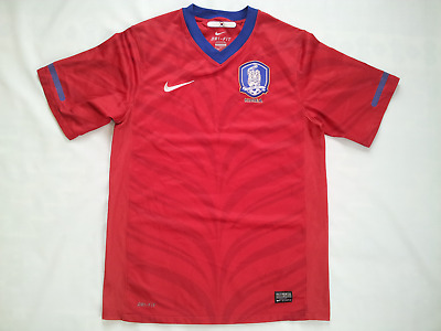 f79180df9 Nike Dri Fit South Korea National Team Authentic Soccer Jersey In Size S