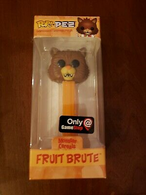 Funko Pop Fruit Brute Pez gamestop exclusive