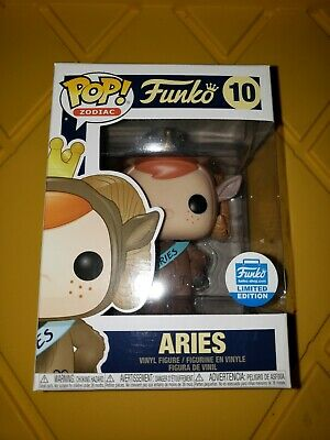 Funko Pop Freddy Aries Zodiak Funko Shop exclusive