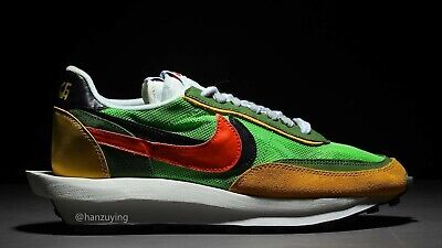 Vintage Uk Purple Daybreak Vortex Nike Air 8 Ldv Waffle Green 4L35ARj