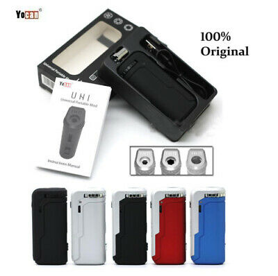 Authentic Yocan Uni 510 Battery With Adjustable Cart Sizing (650Mah)