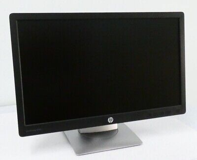 "Monitor Pc Hp 20"" Elitedisplay E202 1600X900 Ips Led Hd Hdmi Vga Dp Usb Grado A"