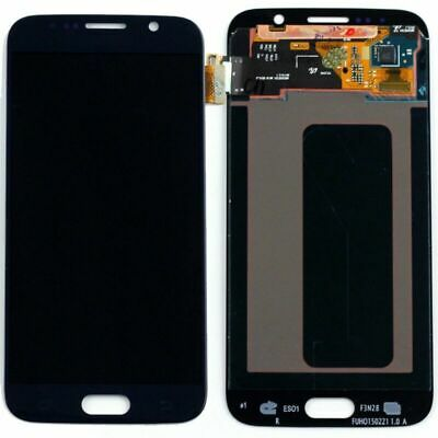 For Samsung Galaxy S6 G920F LCD Display Touch Screen Digitizer Replacement Blue
