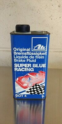 ATE Super Blue Brake Fluid Dot 4 Rare