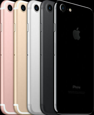 Apple iPhone 7 - 32/128GB Black/Gold/Silver/Rose AT&T T-Mob GSM UNLOCKED LTE