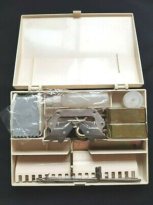 Brother Knitting Machine Parts Accessories Standard 4.5Mm Tool Kit And Box