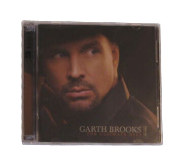 Garth Brooks : The Ultimate Hits 2 CD SET  2016  Originally Released (2007)