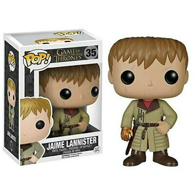 JAIME LANNISTER Funko Pop Game of Thrones Action Figure Model Pvc Collection