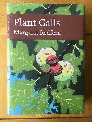 Collins New Naturalists NN117 Plant Galls by Margaret Redfern 2011 Hardback