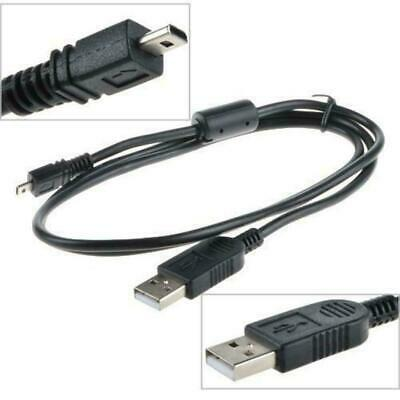 USB 2.0 A Male to Mini 8 Pin B Data Charging Cable Adapter DS PC CAMERA New