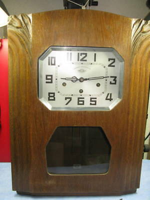 carillon Girod  westminster, 8 tiges 8 marteaux / Pendule / Clock