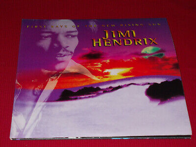 Jimi Hendrix - 2 Lp - First Rays Of The New Rising Sun