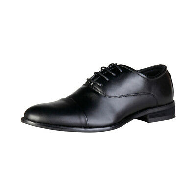 f58bc1d85831 PIERRE CARDIN BLACK Lace Up Men Oxfords - EUR 39,12 | PicClick FR