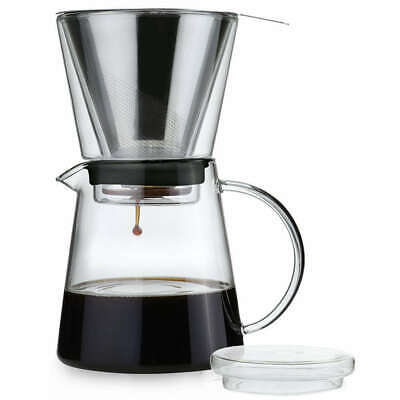 NEW * Zassenhaus Coffee Drip 25oz Pour Over Coffee Maker / Brewer