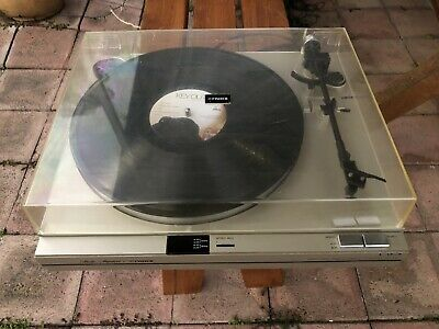 Fisher MT-125 Direct drive turntable