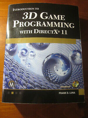 INTRODUCTION TO 3D GAME PROGRAMMING WITH DirectX11 FRANK D.LUNA