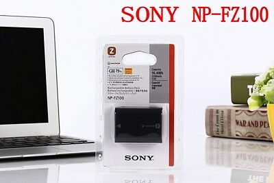 New Genuine sony NP-FZ100 battery for ILCE-9 A9 A7RM3 A7RIII A7R3 2280mah