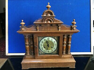 Superb Wooden cased Mantle Clock