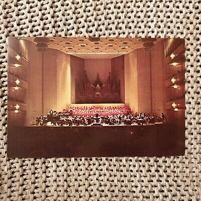 The J.F.K. Center for the Performing Arts - Vintage Postcard