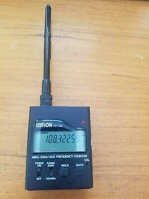 Watson FC-130 Frequency counter 1MHz-3GHz/50ohm