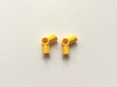 10 x LEGO Technic part 5 Angled Axle /& Pin Connector 32015