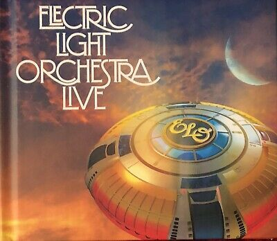 Electric Light Orchestra Elo - Live Cd  (Jeff Lynn)