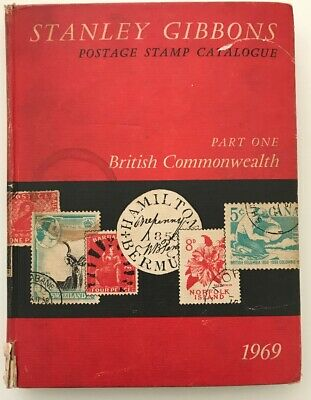2017 STANLEY GIBBONS Commonwealth and British Empire Stamp Catalogue