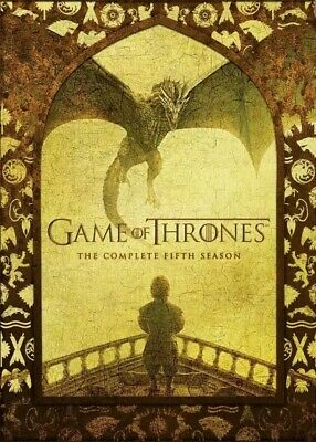 Game of Thrones: The Complete Fifth Season [Region 1], Good DVD, ,