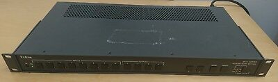Extron MVX 84 VGA A 8X4 VGA Video & Stereo Audio Matrix Switcher 33-1023-01