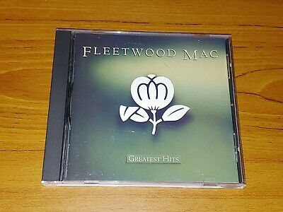 Greatest Hits Warner Bros.by Fleetwood Mac CD, Nov-1988 Tested