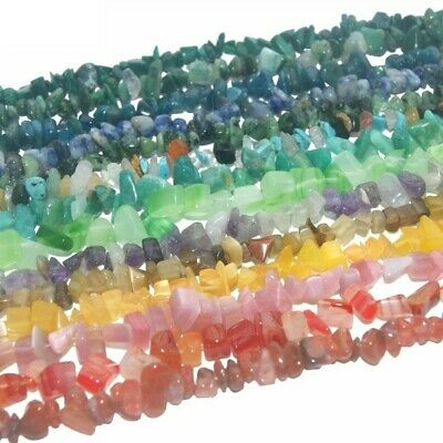 Assorted Natural Stone Irregular Shape Freeform Bead For Jewelry Making Bracelet