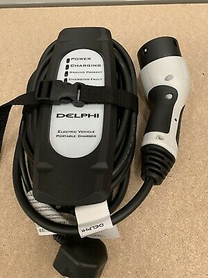 Delphi Electric Vehicle Cord set Car Charger Charging Station