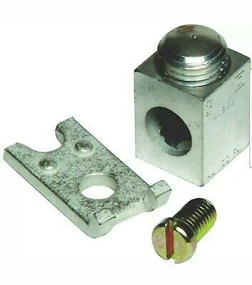 100a Hom Neutral Lug Kit,No HOM100AN,  Square D By Schneider Electric