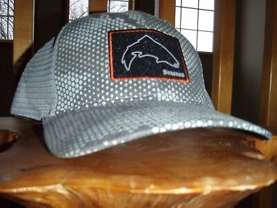cee043804 SIMMS FISHING PRODUCTS Vintage Trout Patch Trucker Cap - $20.00 ...