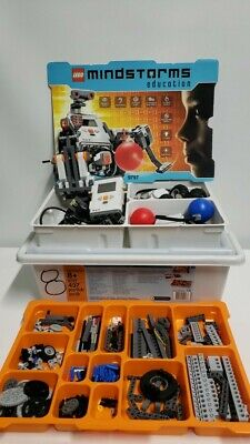 LEGO MINDSTORMS NXT Educational 9797 Toy Base Set Remote