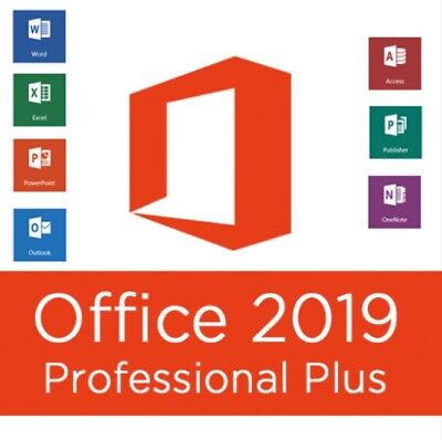 Microsoft Office Professional Plus 1PC for WIN 2019 ESD