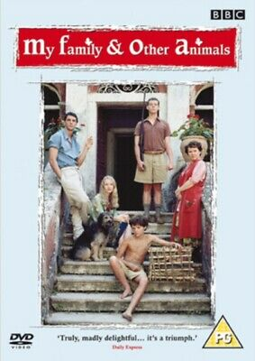 My Family and Other Animals (DVD, 2005) *NEW/SEALED* 5014138305994, FREE P&P