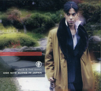 Prince - ONE NITE ALONE IN JAPAN - 4CD Set - SAB Records