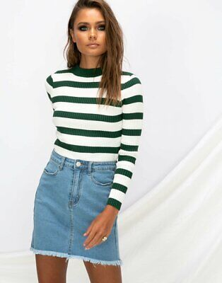Laurie Knit Top (Green)