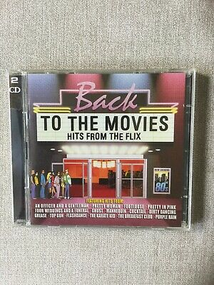 Back to the Movies-Hits From The Flix -2-CD (Best Of 80s/90s Soundtracks)