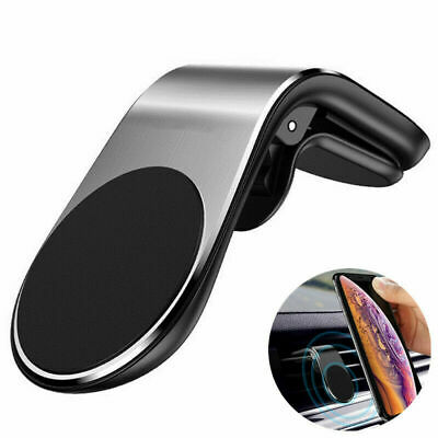 Universal Phone Holder Clip Car Air Vent Magnetic Bracket for Mobile Phone GPS
